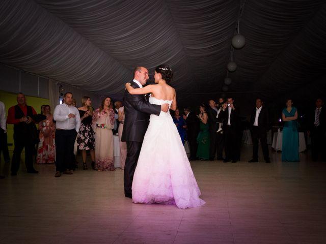 La boda de Sergio y Ruth en Salamanca, Salamanca 23