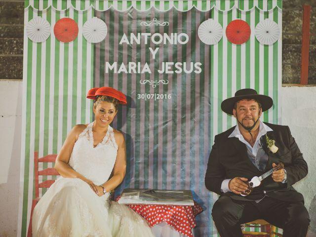 La boda de Antonio y Mª Jesús en Conquista, Badajoz 3