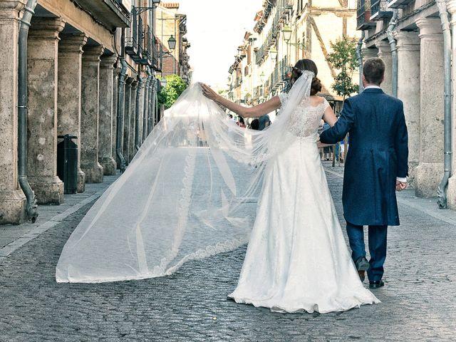La boda de Augusto y Pilar en Alcalá De Henares, Madrid 2