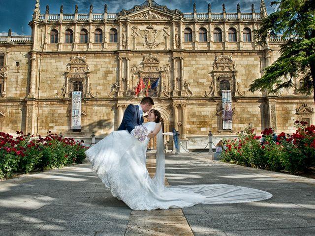 La boda de Augusto y Pilar en Alcalá De Henares, Madrid 30