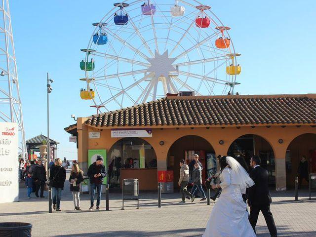 La boda de David y Ana en Barcelona, Barcelona 4