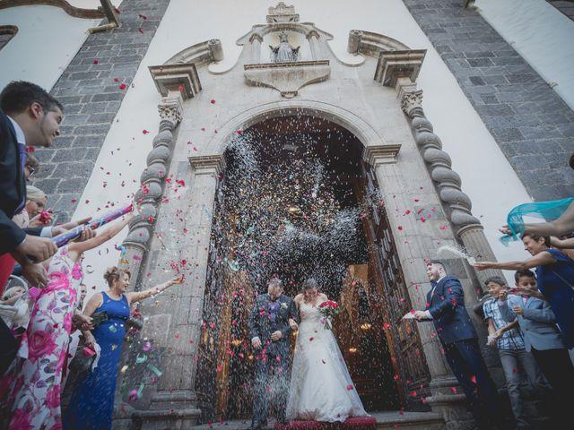 La boda de Fran y Miriam en Santa Ursula, Santa Cruz de Tenerife 16