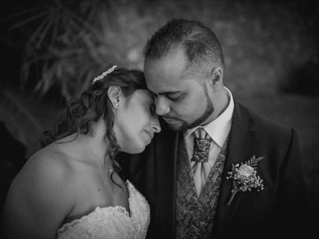 La boda de Fran y Miriam en Santa Ursula, Santa Cruz de Tenerife 21