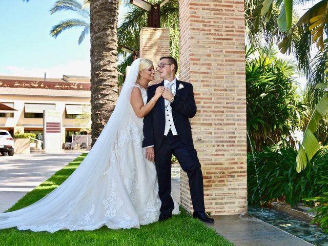 La boda de Bernardo  y Rosa  en Alzira, Valencia 2