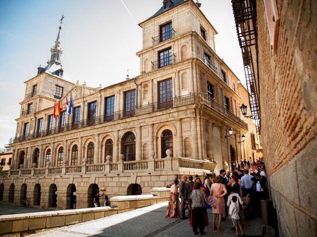 La boda de Marius y Sara en Toledo, Toledo 20