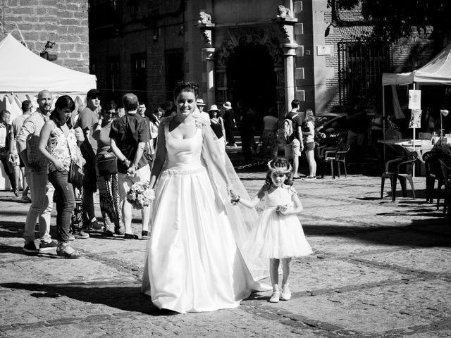 La boda de Marius y Sara en Toledo, Toledo 21