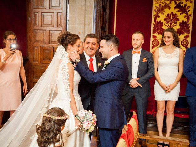 La boda de Marius y Sara en Toledo, Toledo 22