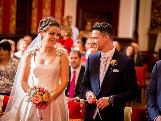 La boda de Marius y Sara en Toledo, Toledo 23