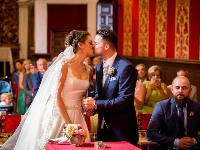 La boda de Marius y Sara en Toledo, Toledo 27