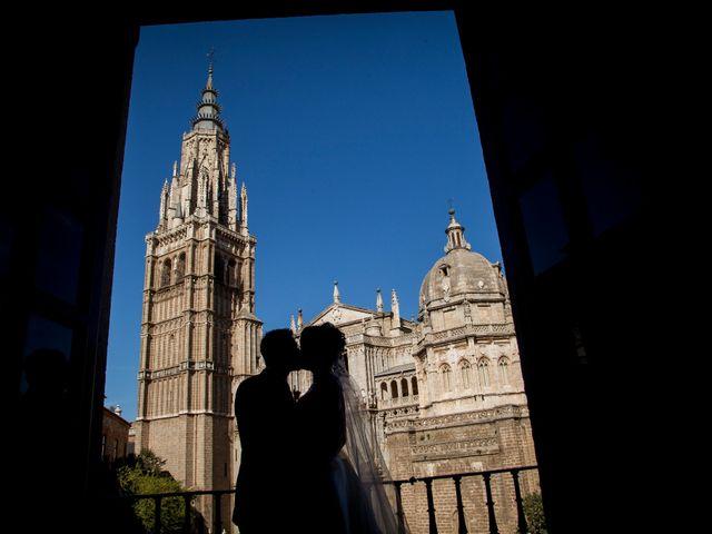La boda de Marius y Sara en Toledo, Toledo 29
