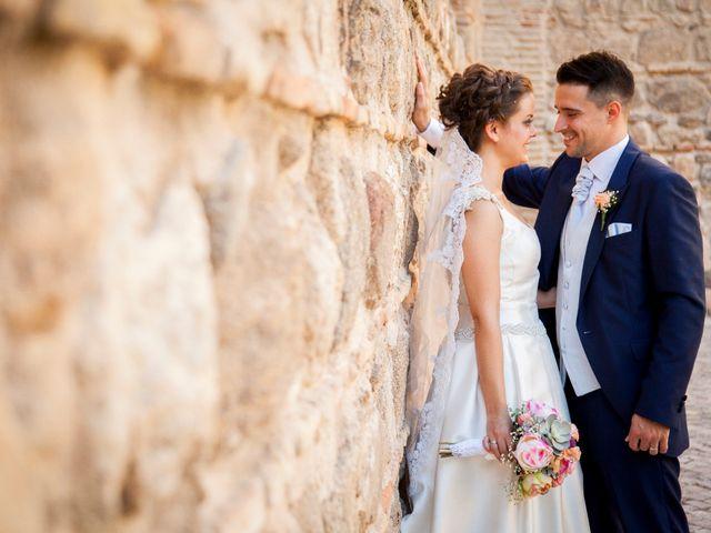 La boda de Marius y Sara en Toledo, Toledo 32