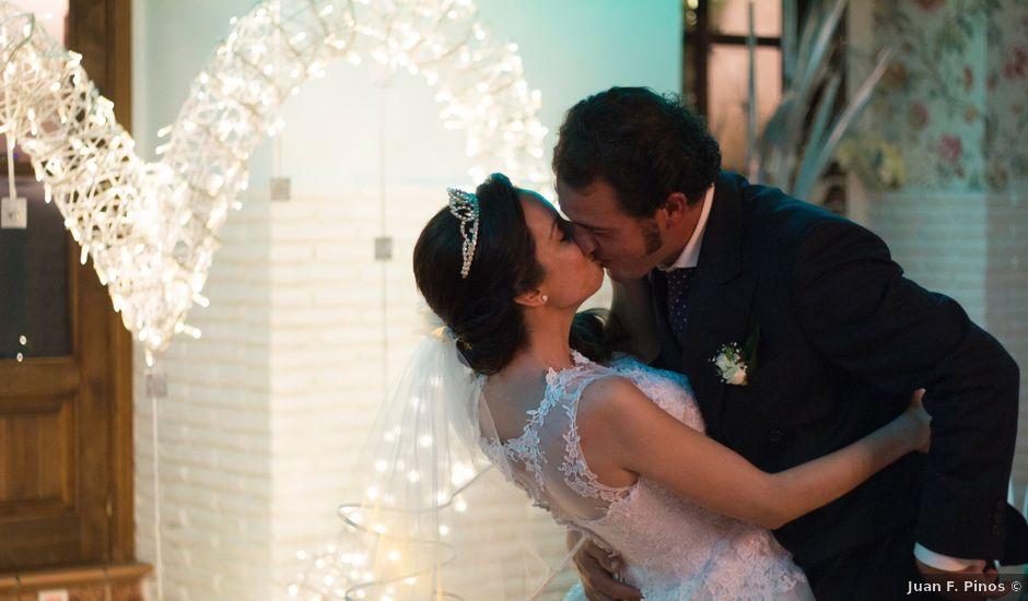 La boda de Adrián y Miriam en Coin, Málaga