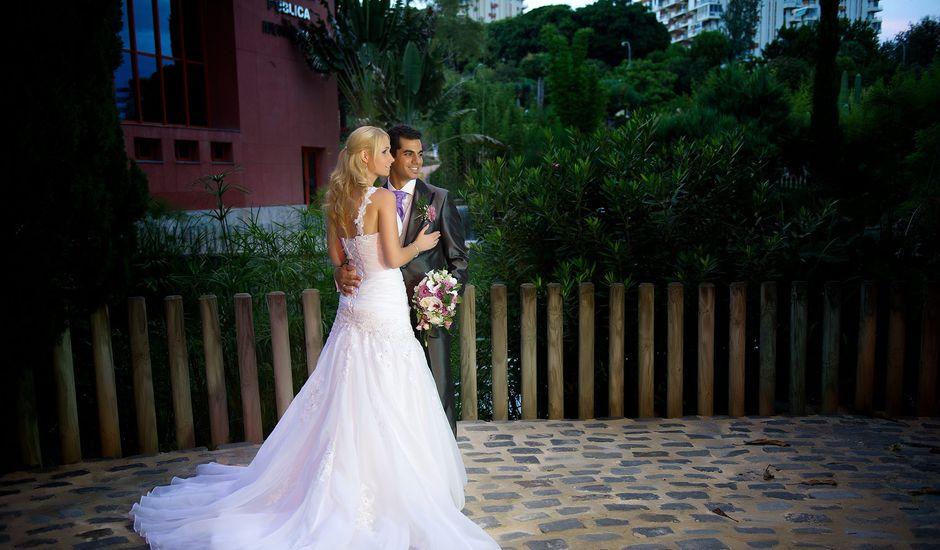 La boda de Rubén y Jennifer en Mijas Costa, Málaga