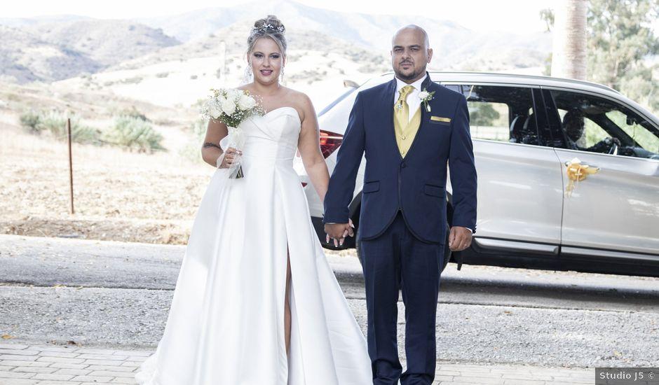 La boda de Eduardo y Rocío en Málaga, Málaga