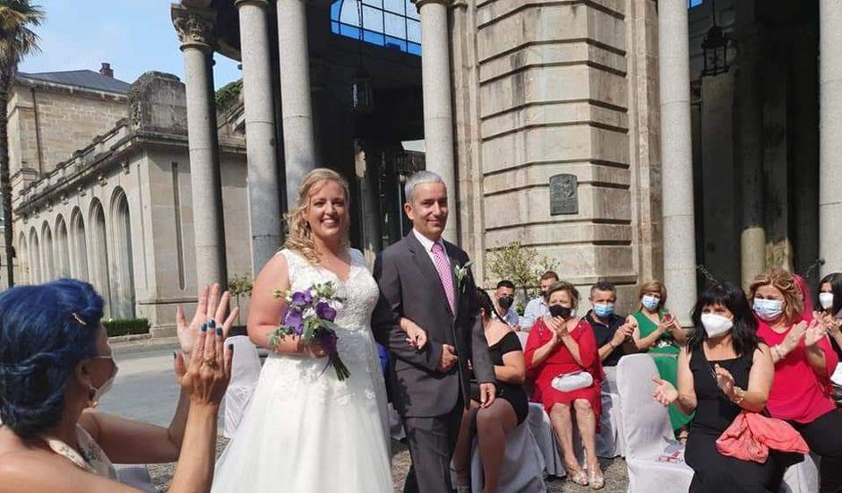La boda de Juan Manuel y Rebeca en Mondariz (Balneario), Pontevedra