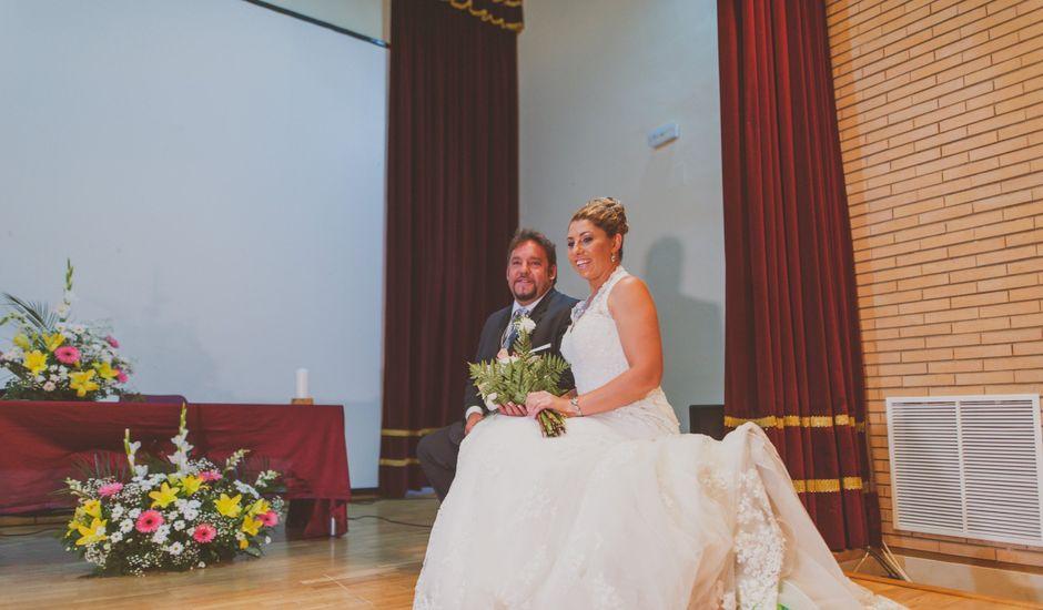 La boda de Antonio y Mª Jesús en Conquista, Badajoz
