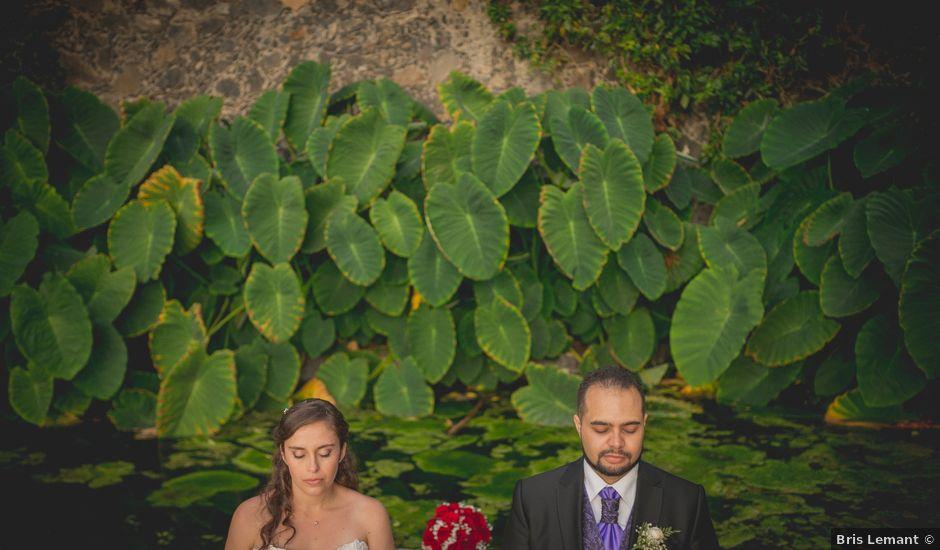 La boda de Fran y Miriam en Santa Ursula, Santa Cruz de Tenerife