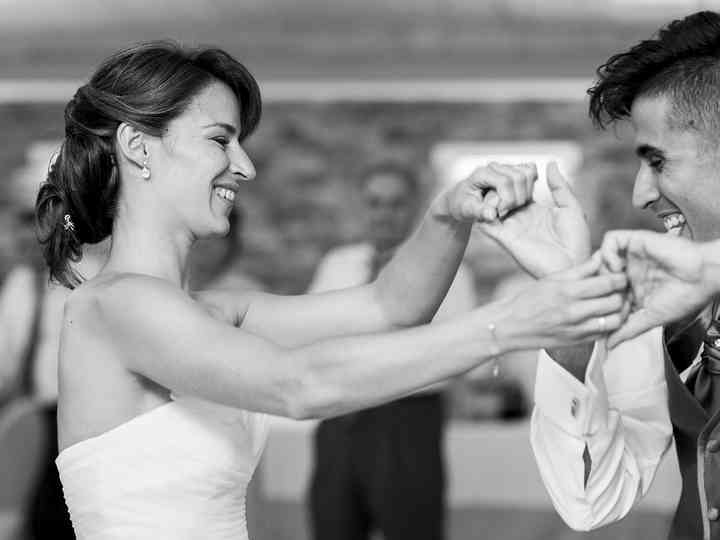 La boda de Tania y Alex
