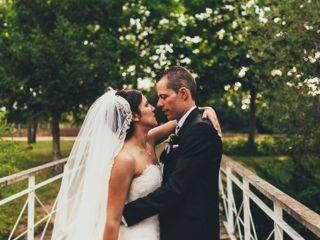 La boda de Rebeca y Gonzalo