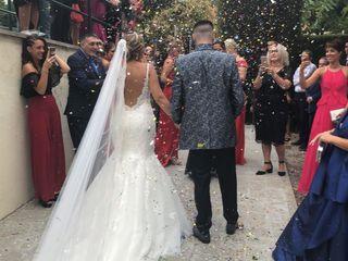 La boda de Denise y Javier