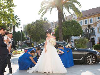 La boda de Estefanía y Leo 1