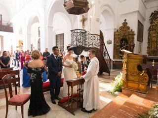 La boda de Estefanía y Leo 3
