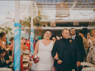 La boda de Mariví y Mariano