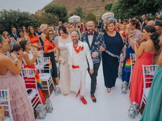 La boda de Juantxo y Andres