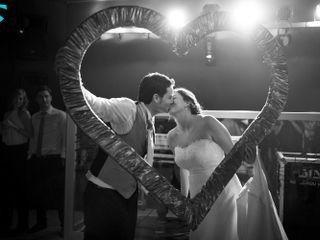 La boda de Leyre y Daniel