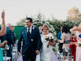 La boda de Manuela y Jorge