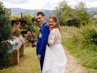 La boda de Naiara y Igor