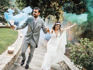 La boda de Armando y Carla