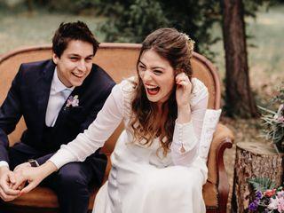 La boda de Èlia y Dani