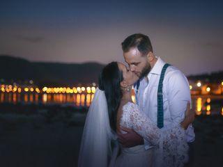 La boda de Pilar y Oscar 1
