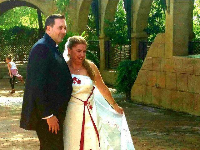 La boda de Belen y Oscar en Talamanca Del Jarama, Madrid 1