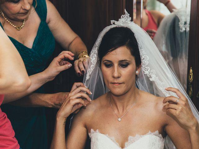 La boda de Gonzalo y Rebeca en Amusco, Palencia 25