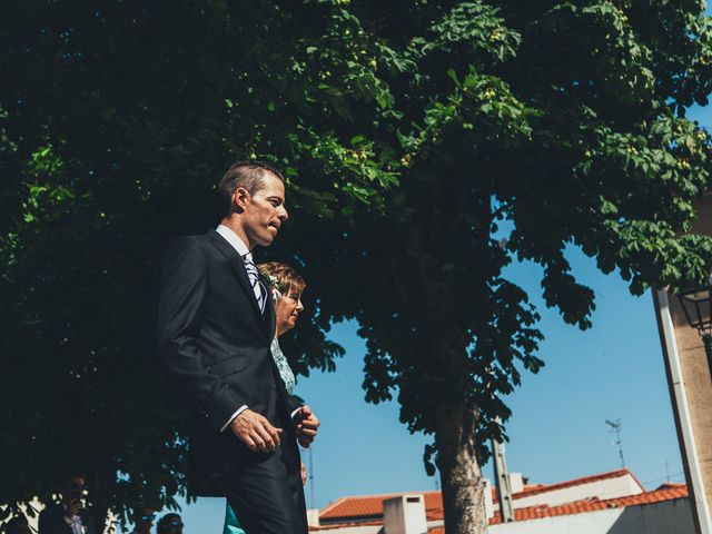 La boda de Gonzalo y Rebeca en Amusco, Palencia 28