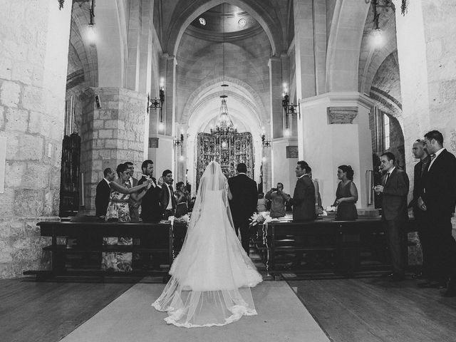 La boda de Gonzalo y Rebeca en Amusco, Palencia 31