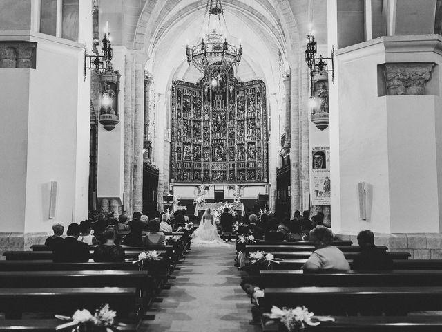 La boda de Gonzalo y Rebeca en Amusco, Palencia 33