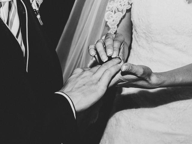 La boda de Gonzalo y Rebeca en Amusco, Palencia 36
