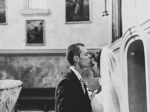 La boda de Gonzalo y Rebeca en Amusco, Palencia 38