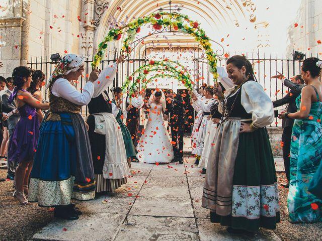 La boda de Gonzalo y Rebeca en Amusco, Palencia 39