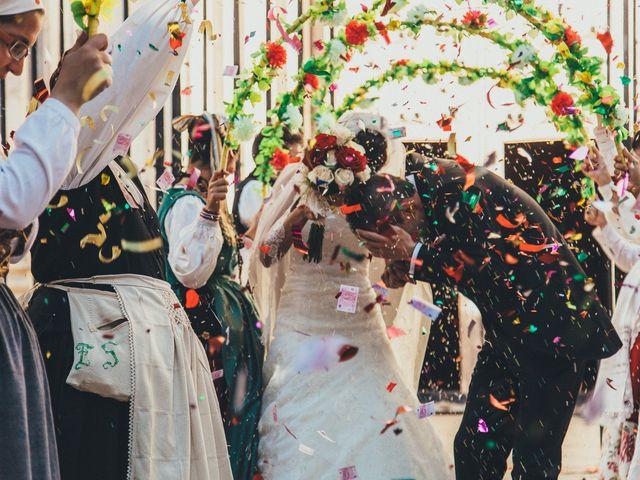 La boda de Gonzalo y Rebeca en Amusco, Palencia 40