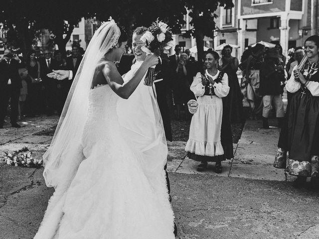 La boda de Gonzalo y Rebeca en Amusco, Palencia 41