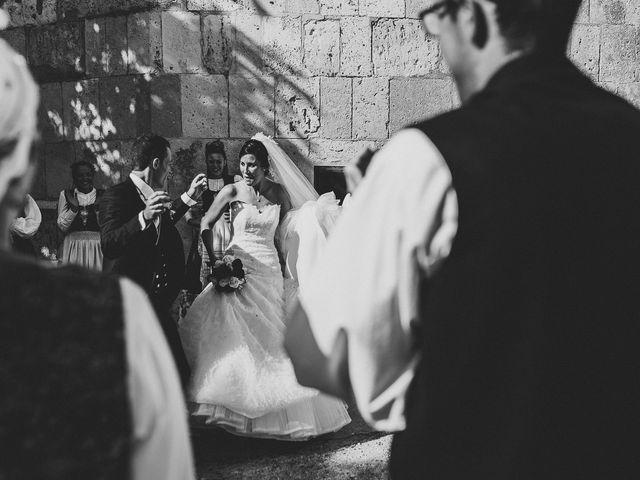 La boda de Gonzalo y Rebeca en Amusco, Palencia 42