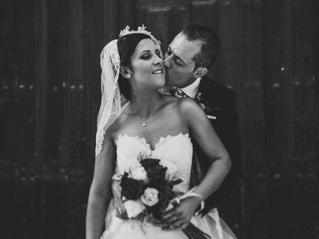 La boda de Gonzalo y Rebeca en Amusco, Palencia 43
