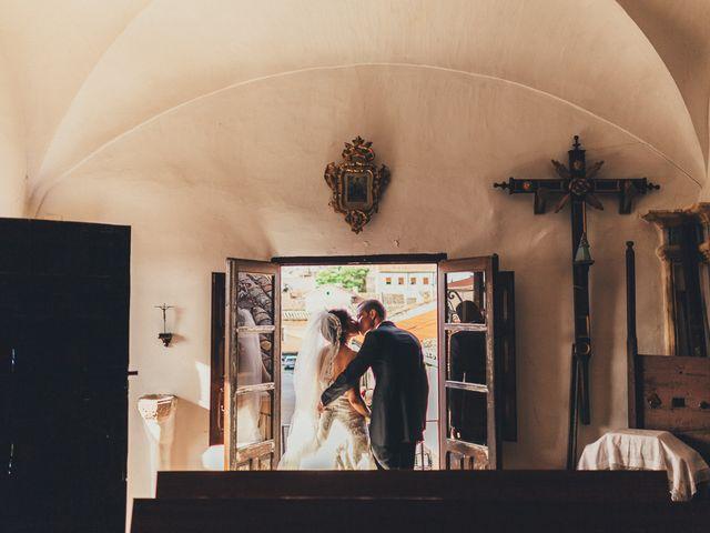La boda de Gonzalo y Rebeca en Amusco, Palencia 45