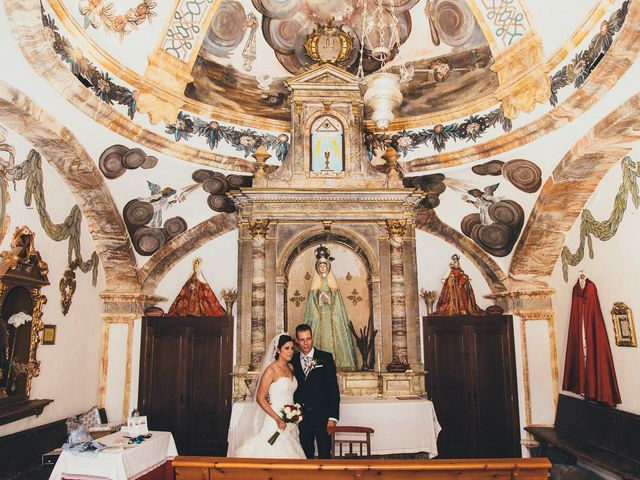 La boda de Gonzalo y Rebeca en Amusco, Palencia 46