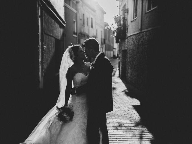 La boda de Gonzalo y Rebeca en Amusco, Palencia 47