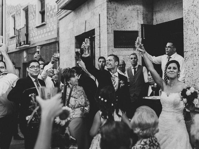 La boda de Gonzalo y Rebeca en Amusco, Palencia 59